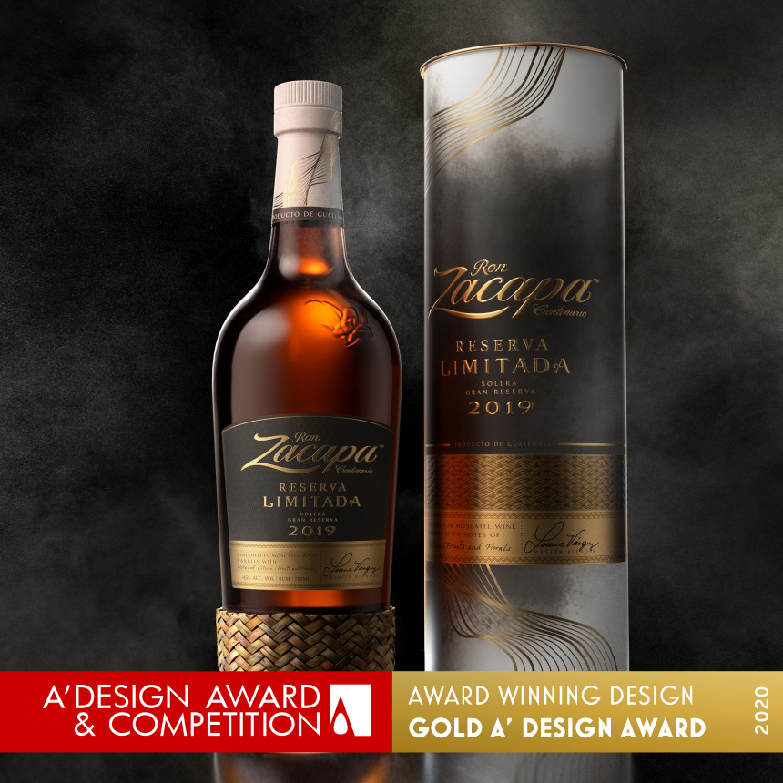 Zacapa Reserva Limitada 2019 Branding and Design