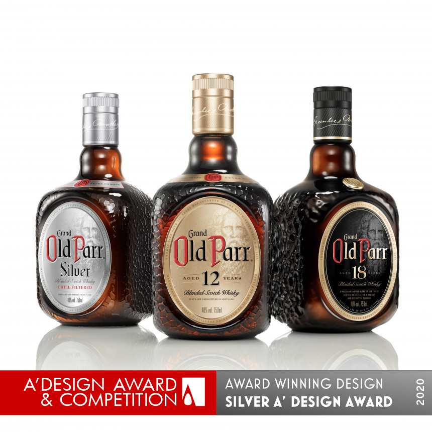 Old Parr Branding and Redesign