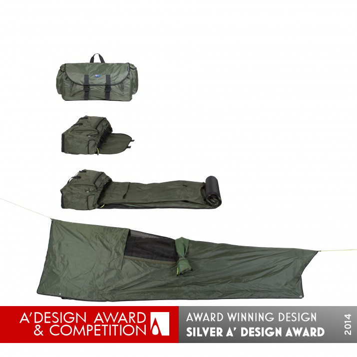 Backpack Bed™ Outdoor Portable Bed by Tony Clark   Lisa Clark fa7d140cf6229
