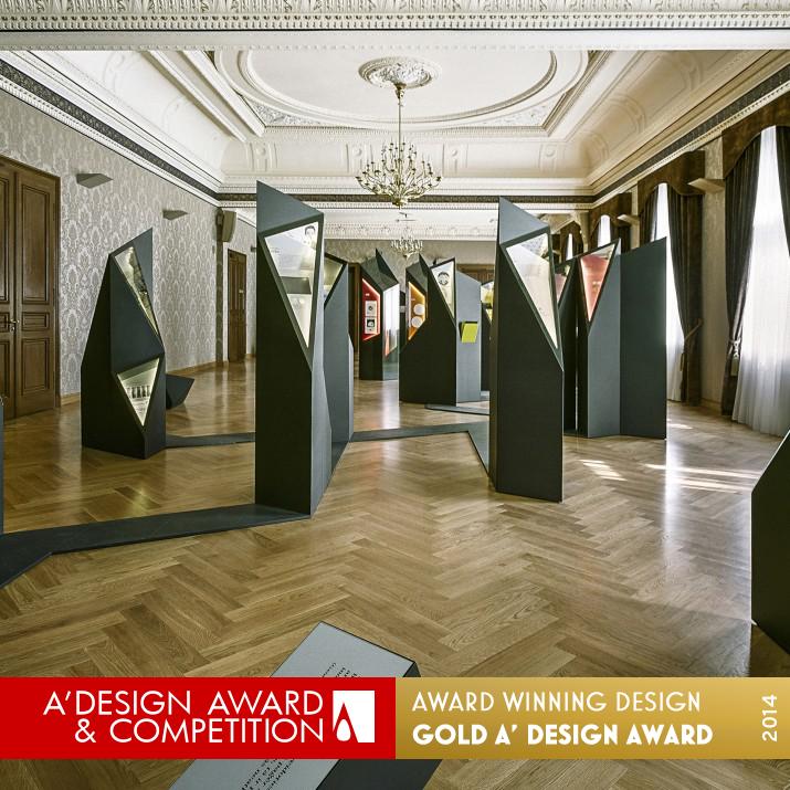 Multimedia exhibition Lsx20 Exhibition design