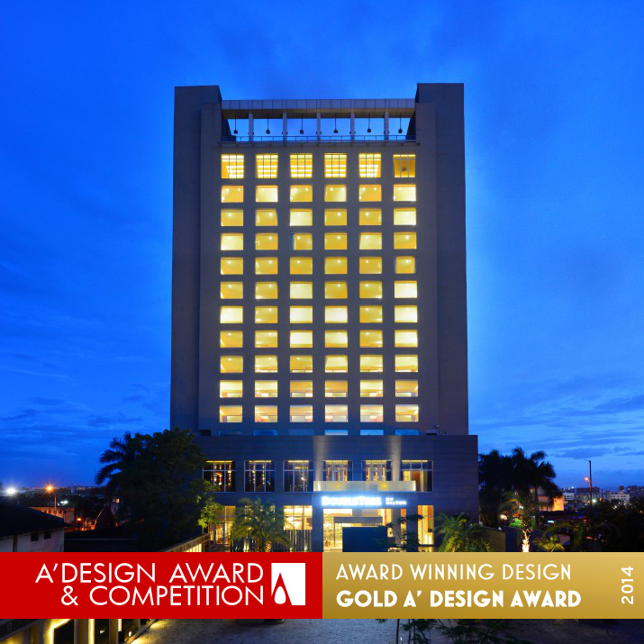 double tree by hilton chinchwad india business hotel