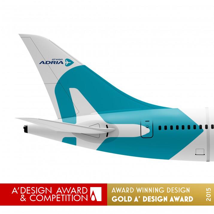 Adria Airways Corporate Identity