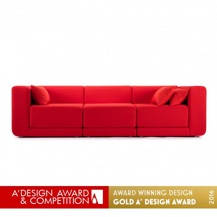 Modulares Sofa Design Modern | Omo Modern 20 Modular Sofa