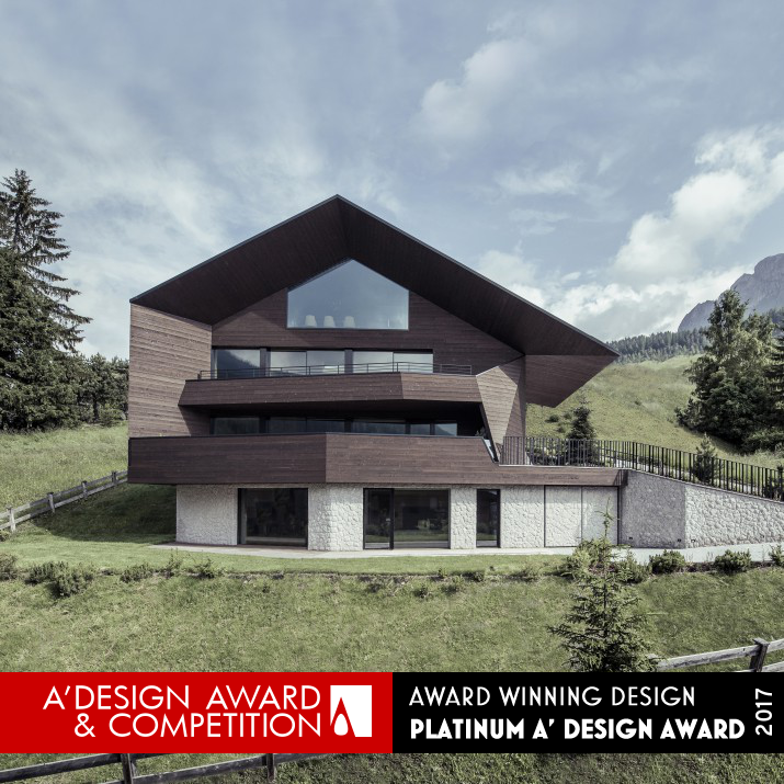 Award Winning Home Plans: Black Eagle Residential House