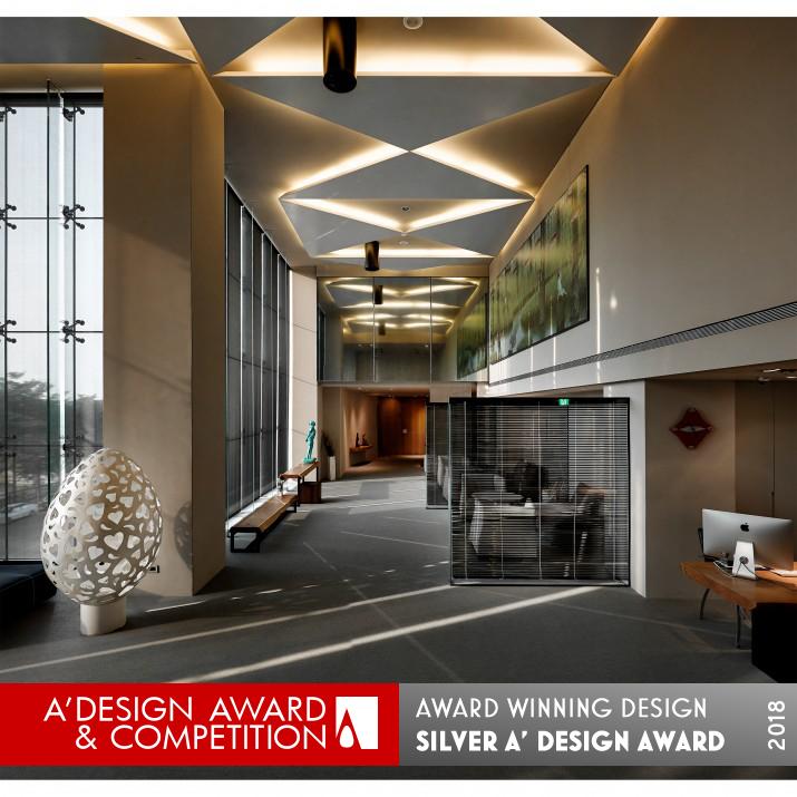 Interior Design Aesthetic: Modern Aesthetic Medicine Building Interior Design
