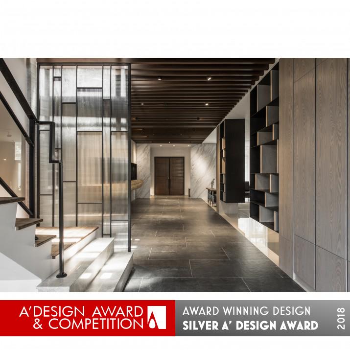 Modern Zen House Design: Modern Zen Residential House