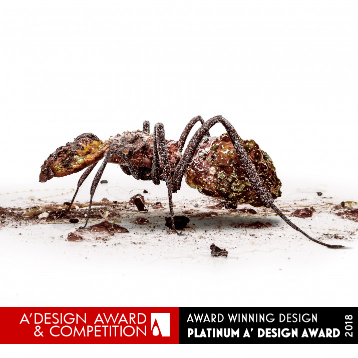 Insect Sculptures Advertising