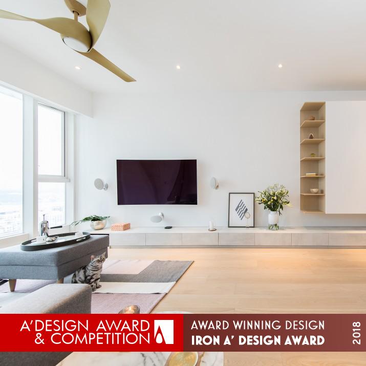 Sleek Silhouettes Residential Interior Design