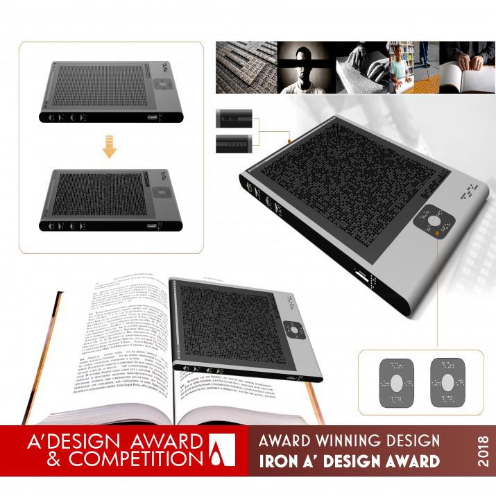 Braille Ebook Ebook reader
