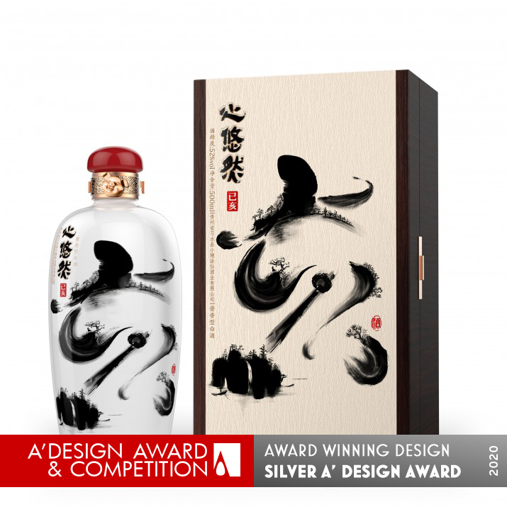 Xin You Ran Baijiu Beverage by Wen Liu and Rong Mei
