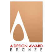 Bronze A' Design Award
