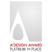 Platinum A' Design Award (1st Place)