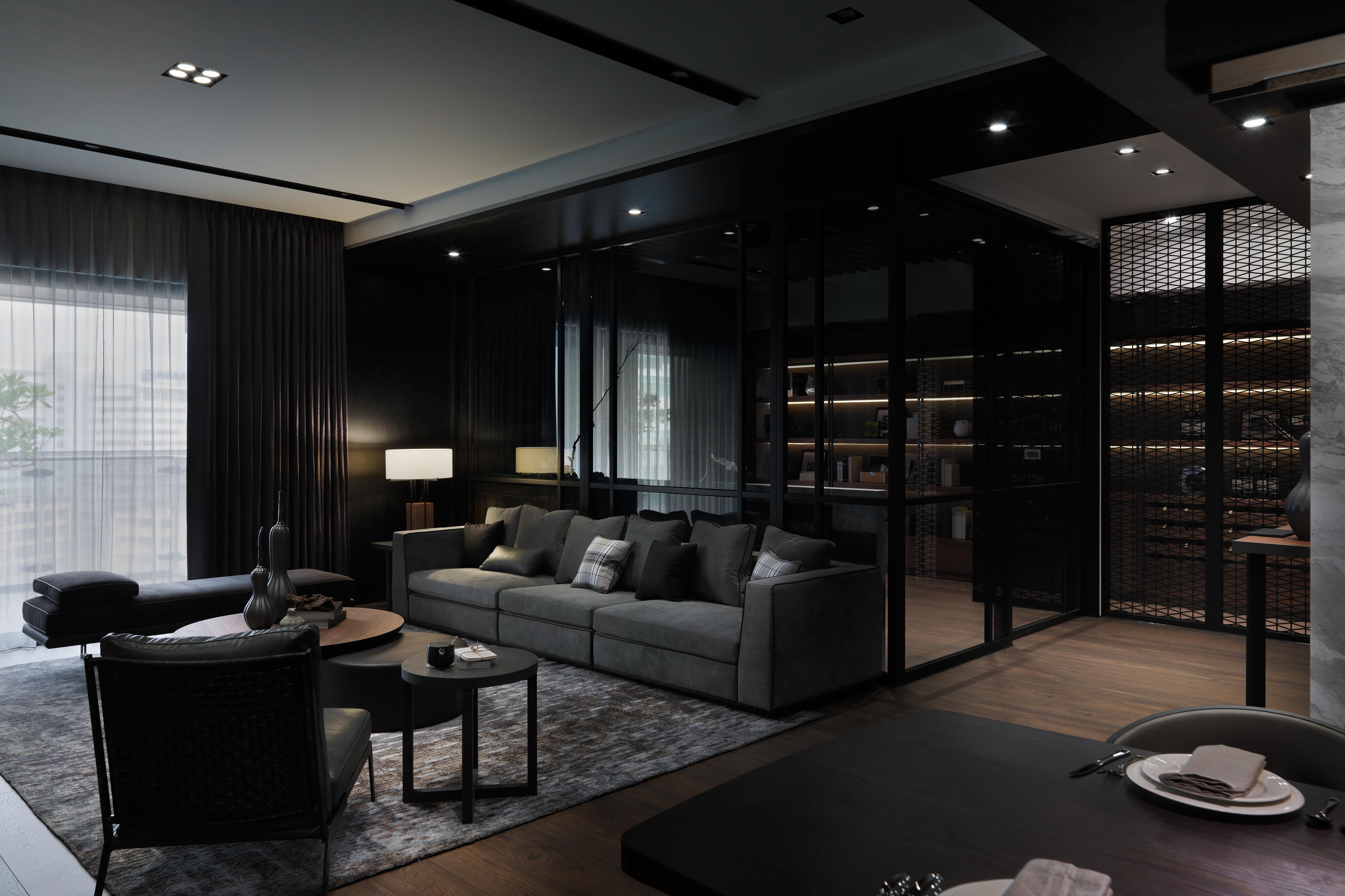Rhythm land residential house - Rhythm in interior design ...