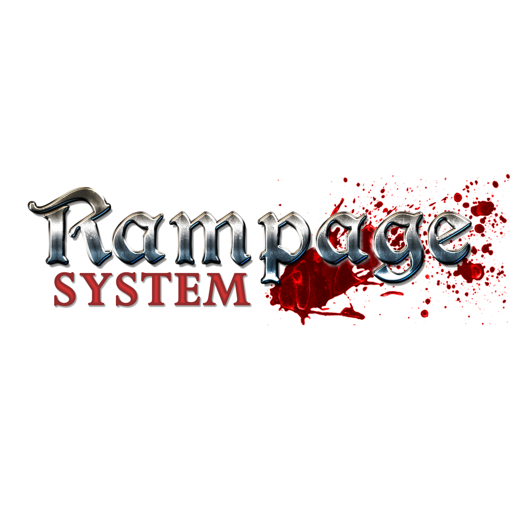 Rampage System Scale Model Building System