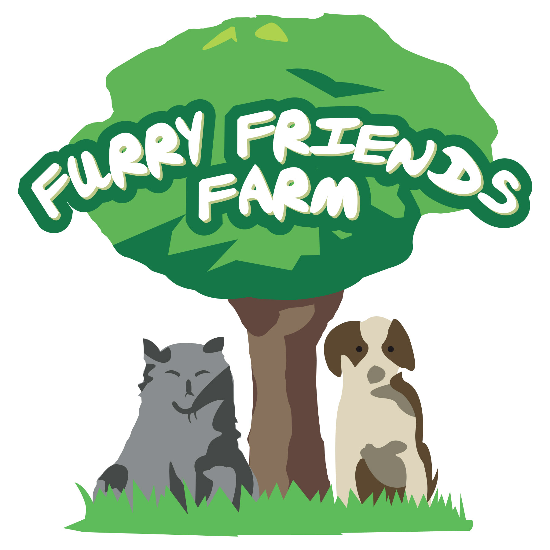 Furry Friends Farm 2018 Calendar