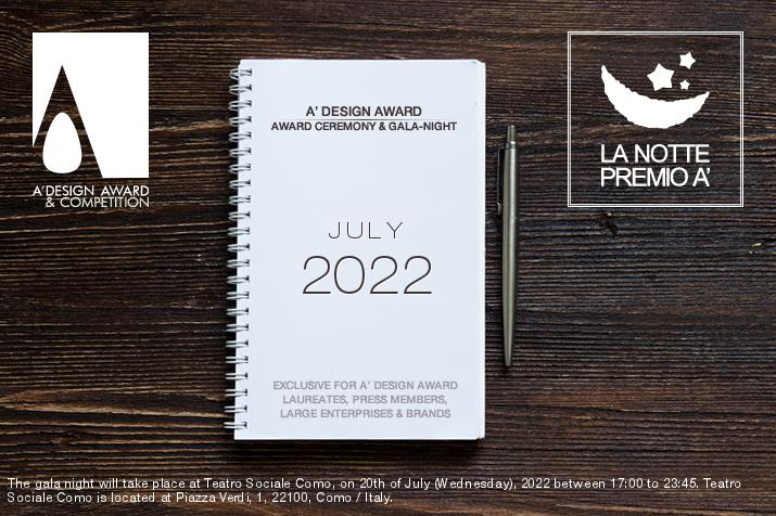 A Design Award And Competition Dates And Fees - A design award last call for participants