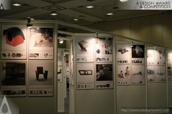 Exhibition Stand Design Competition : A design award and competition exhibition