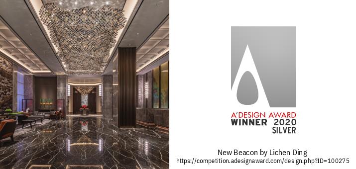 New Beacon O Deseño De Interiores Do Hotel