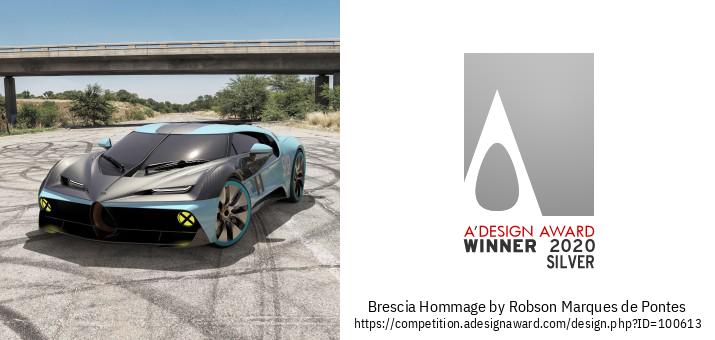 Brescia Hommage Hypercar