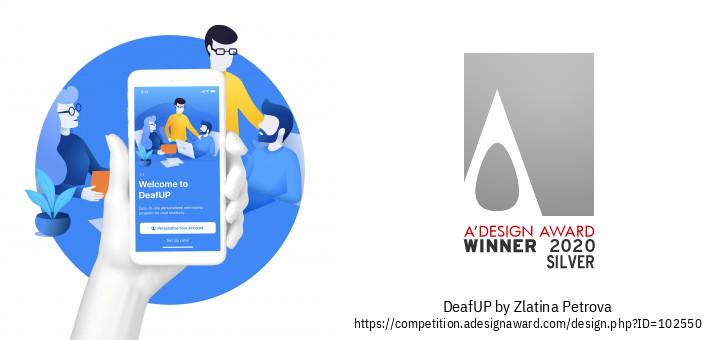 DeafUP Mobile Application