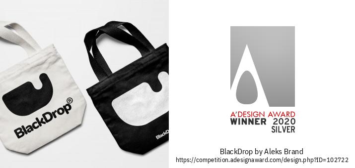 BlackDrop Идентичност На Марката