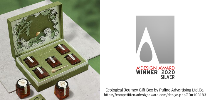 Ecological Journey Gift Box Med