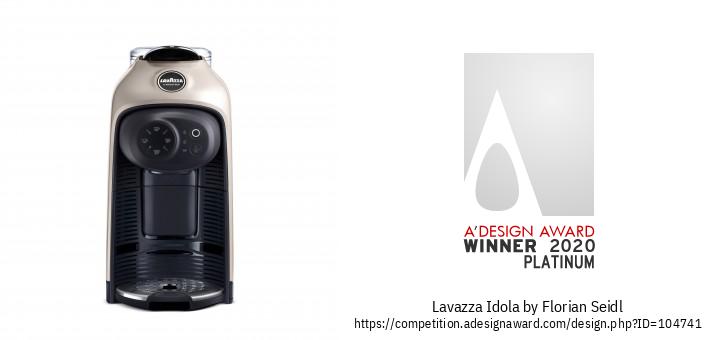 Lavazza Idola कॉफी मशीन