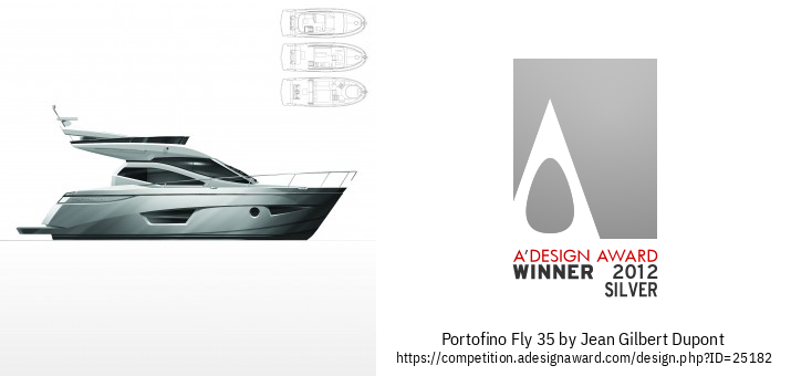 Portofino Fly 35 Yacht