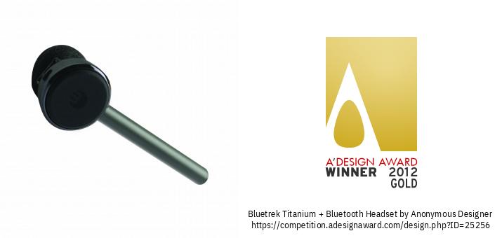 Bluetrek Titanium + Ko Te Pane A Te Bluetooth