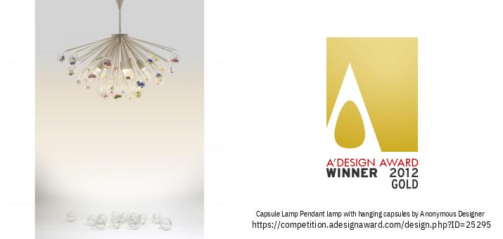 Capsule Lamp Лампа