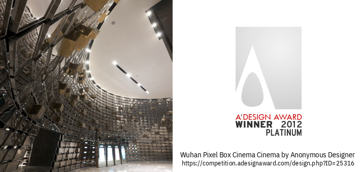 Wuhan Pixel Box Cinema ໂຮງ ໜັງ