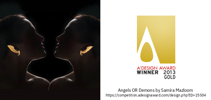 Angels OR Demons જ્વેલરી જ્વેલરીનો