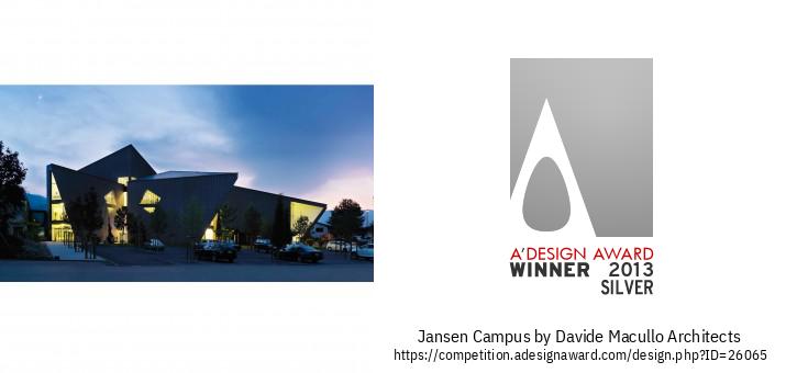 Jansen Campus Büroohoone
