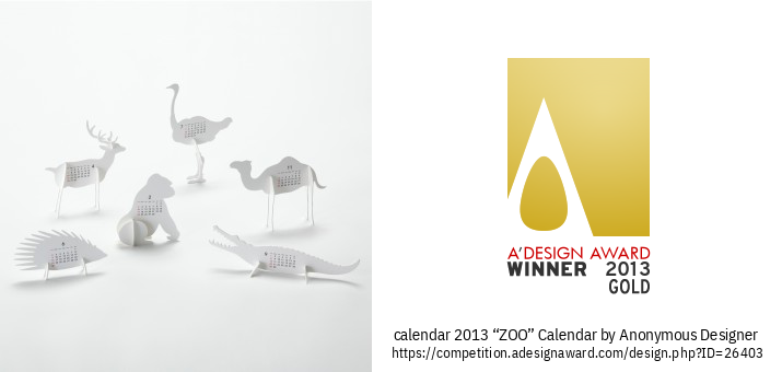 "calendar 2013 ""ZOO"" Хуанли"