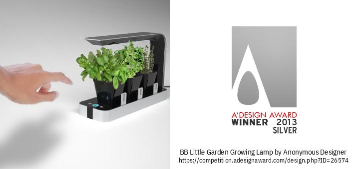 BB Little Garden Rastúca Lampa