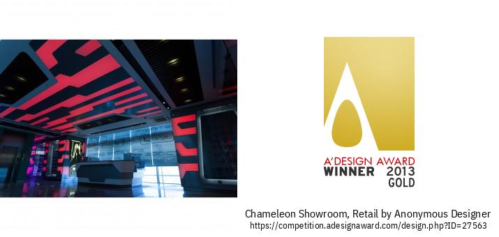 CHAMELEON Showroom
