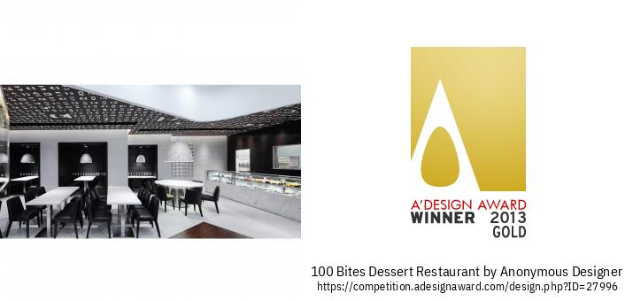 100 Bites Dessert Restoran