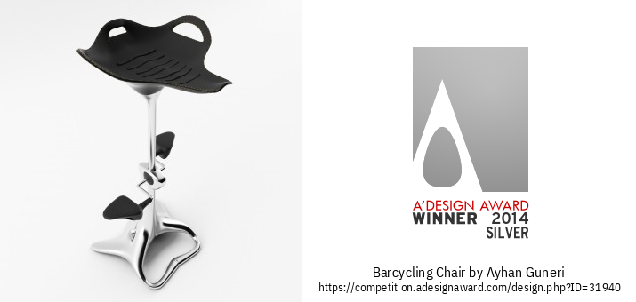 Barcycling Chair ເກົ້າອີ້ Bar