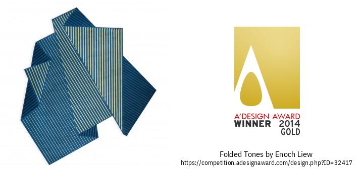 Folded Tones কম্বল