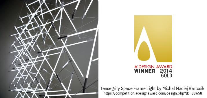 Tensegrity Space Frame Hanganga Hanganga