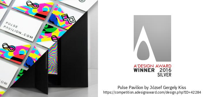 Pulse Pavilion ಸಂವಾದಾತ್ಮಕ ಕಲಾ ಸ್ಥಾಪನೆಯು