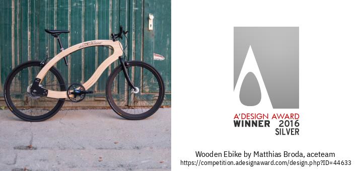 wooden ebike E-Bike Lokhuni
