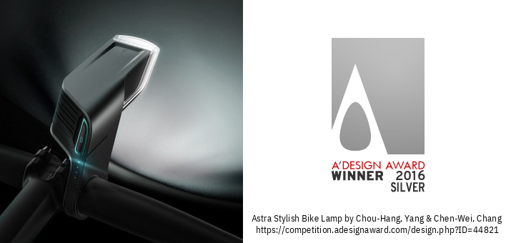 Astra Stylish Bike Lamp Dawl Tar-Roti