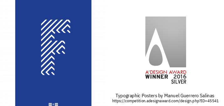 Typographic Posters تبلیغ رویدادها