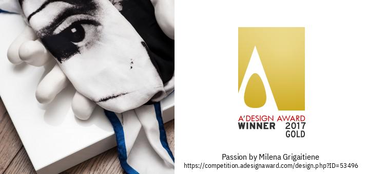 Passion Silk Foulard