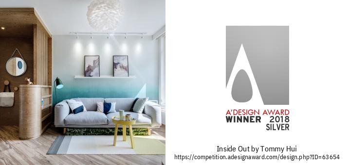 Inside Out طراحی داخلی مسکونی