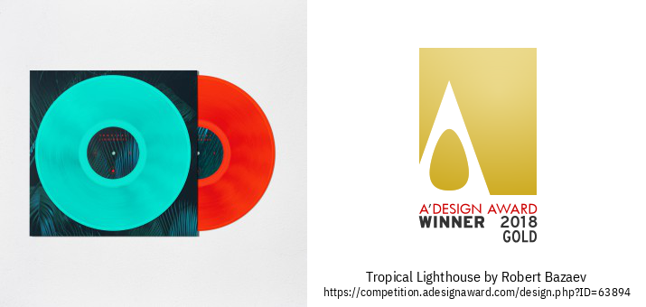 Tropical Lighthouse Vinylová Platňa