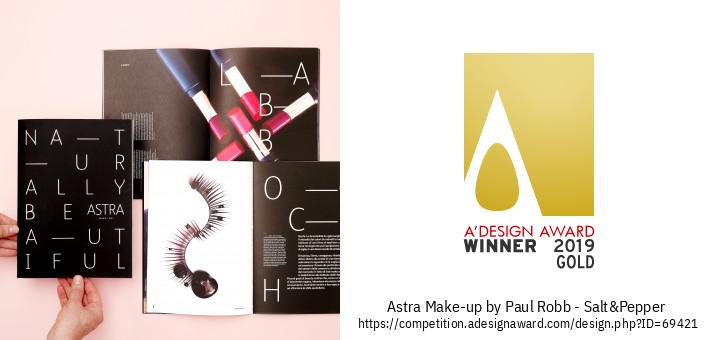 Astra Make-up Рэбрэндынг Кампаніі