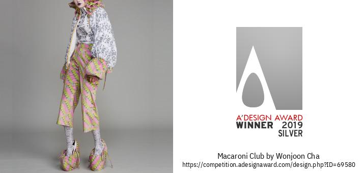 Macaroni Club Kolekcija Ženskih Oblačil