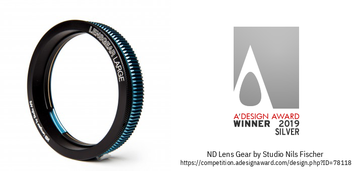ND Lens Gear फॉलो फोकस अॅड-ऑन